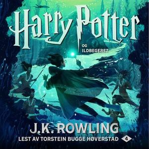 Harry Potter og ildbegeret (lydbok) av J.K. R