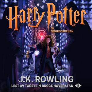 Harry Potter og Føniksordenen (lydbok) av J.K