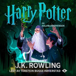 Harry Potter og halvblodsprinsen (lydbok) av