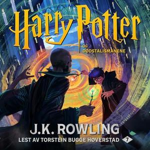 Harry Potter og dødstalismanene (lydbok) av J