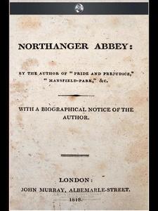 Northanger Abbey (e-bok) av Jane Austen