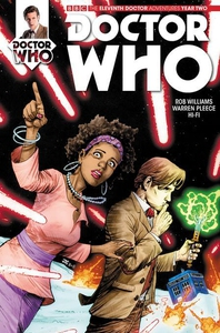 Doctor Who (e-bok) av Rob Williams, Warren Plee