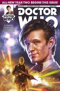 Doctor Who (e-bok) av Si Spurrier, Rob Williams