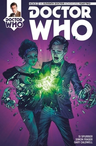 Doctor Who (e-bok) av Si Spurrier, Simon Fraser