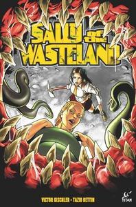 Sally of the Wasteland #3 (e-bok) av Victor Gis