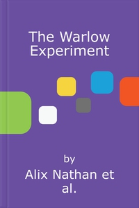 The Warlow Experiment (lydbok) av Alix Nathan