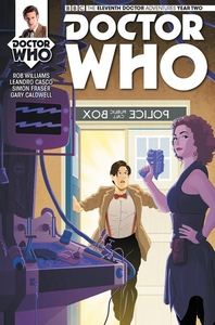 Doctor Who (e-bok) av Rob Williams, Leandro Cas