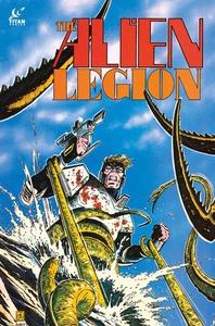 Alien Legion #4 (e-bok) av Alan Zelenetz, Frank