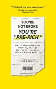 You're Not Broke You're Pre-Rich (ebok) av Em