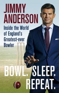 Bowl. Sleep. Repeat. (ebok) av Jimmy Anderson