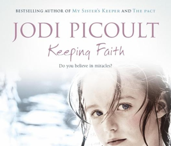 Keeping Faith (lydbok) av Jodi Picoult, Ukjen