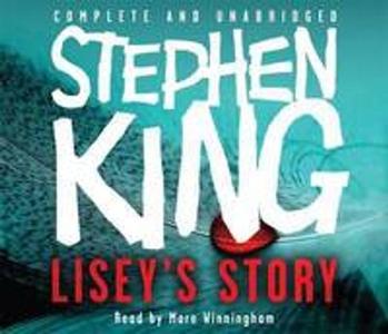 Lisey's Story (lydbok) av Stephen King