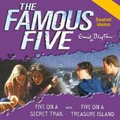 Five On Treasure Island & Five On a Secret Trail