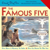 Five Have a Mystery to Solve & Five Go Down to the Sea