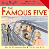 Five Go To Smugglers Top & Five Get Into A Fix