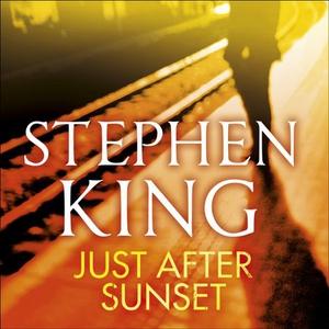 Just After Sunset (lydbok) av Ukjent, Stephen
