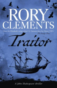 Traitor (ebok) av Rory Clements