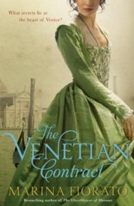 The Venetian Contract (ebok) av Marina Fiorat