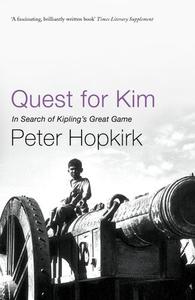 Quest for Kim (ebok) av Peter Hopkirk