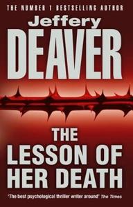 The Lesson of her Death (ebok) av Jeffery Dea