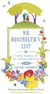 Mr rosenblum's list: or friendly guidance for