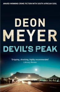 Devil's Peak (ebok) av Deon Meyer