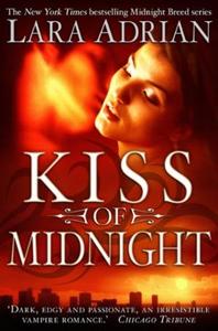 Kiss of Midnight (ebok) av Lara Adrian