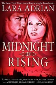 Midnight Rising (ebok) av Lara Adrian