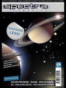 Spectra Magazine - Issue 4 (e-bok) av Paul Andr