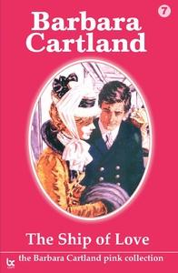 07  The Ship of Love (e-bog) af Barbara Cartland
