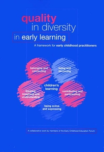 Quality in Diversity in Early Learning (e-bok)