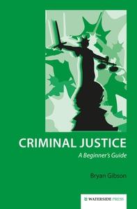 Criminal Justice (e-bok) av Bryan Gibson