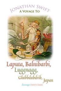 A Voyage to Laputa, Balnibarbi, Luggnagg, Glubb