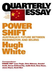 Quarterly Essay 39 Power Shift (e-bok) av Hugh