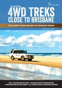 4WD Treks Close to Brisbane (e-bok) av Danielle