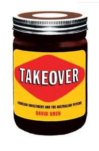 Takeover (e-bok) av David Uren