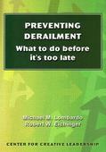Preventing Derailment