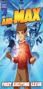 Animax - Free Comic Book Special, Issue 1 (e-bo