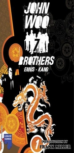 John Woo's Seven Brothers Graphic Novel Vol. 1