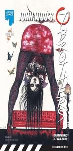 JOHN WOO (e-bok) av Garth Ennis, Jeevan J. Kang