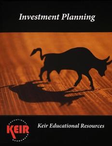 Investment Planning Textbook (e-bok) av John Ke