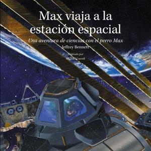 Max viaja a la estación espacial (e-bok) av Jef