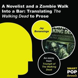 A Novelist and a Zombie Walk Into a Bar (e-bok)