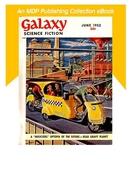 Galaxy Science Fiction June 1952