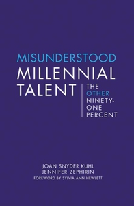 Misunderstood Millennial Talent (e-bok) av Joan