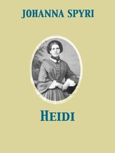 Heidi (Gift Edition) (e-bok) av Johanna Spyri