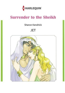 Surrender to the Sheikh (e-bok) av JET, Sharon