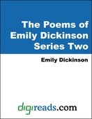 Poems of Emily Dickinson, Series Two