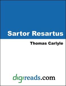 Sartor Resartus (e-bok) av Thomas Carlyle