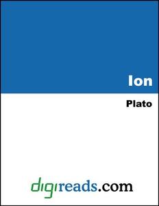Ion (e-bok) av Plato